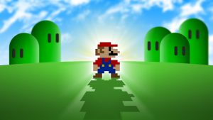 Super Mario Backgrounds