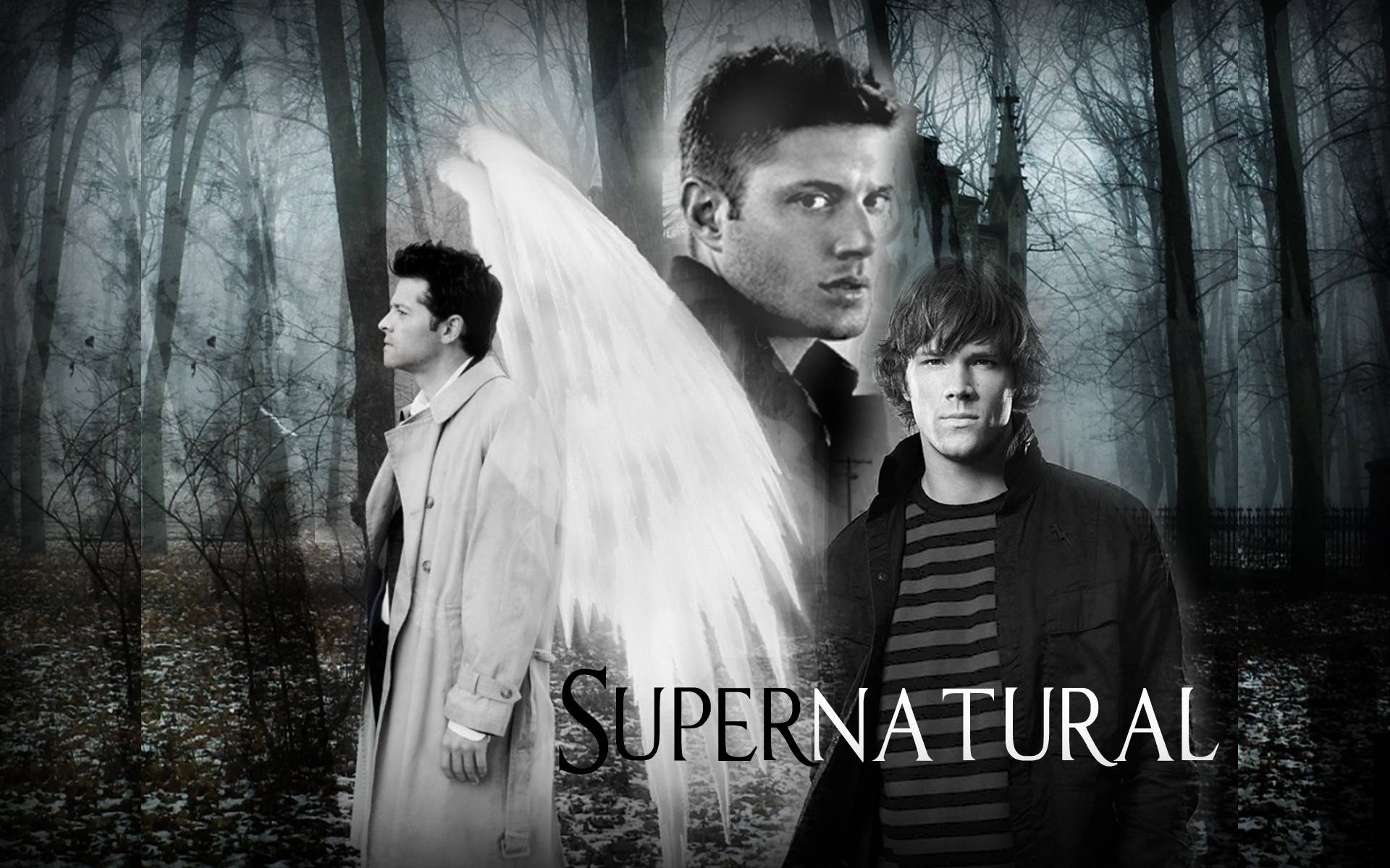 Supernatural Wallpaper for Desktop Page 2 of 3 wallpaperwiki
