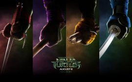 Ninja Turtles Backgrounds