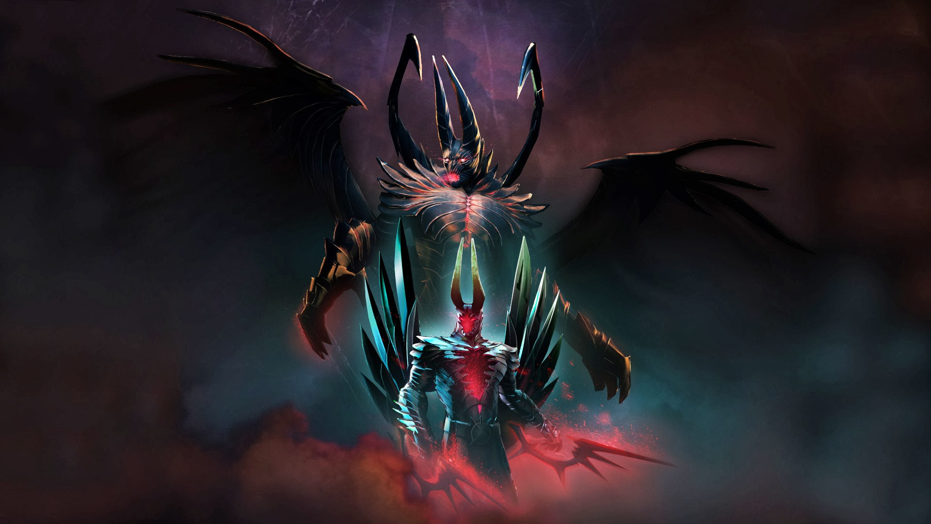 Terrorblade Dota 2 Wallpaper HD