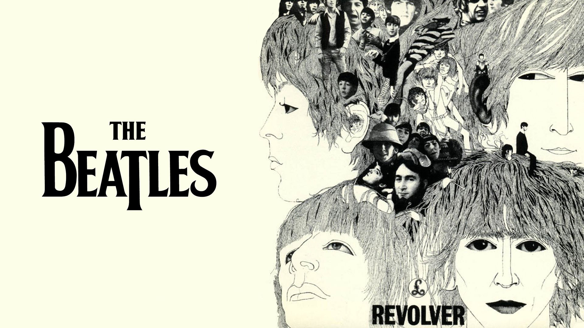 The Beatles Border HD Wallpapers