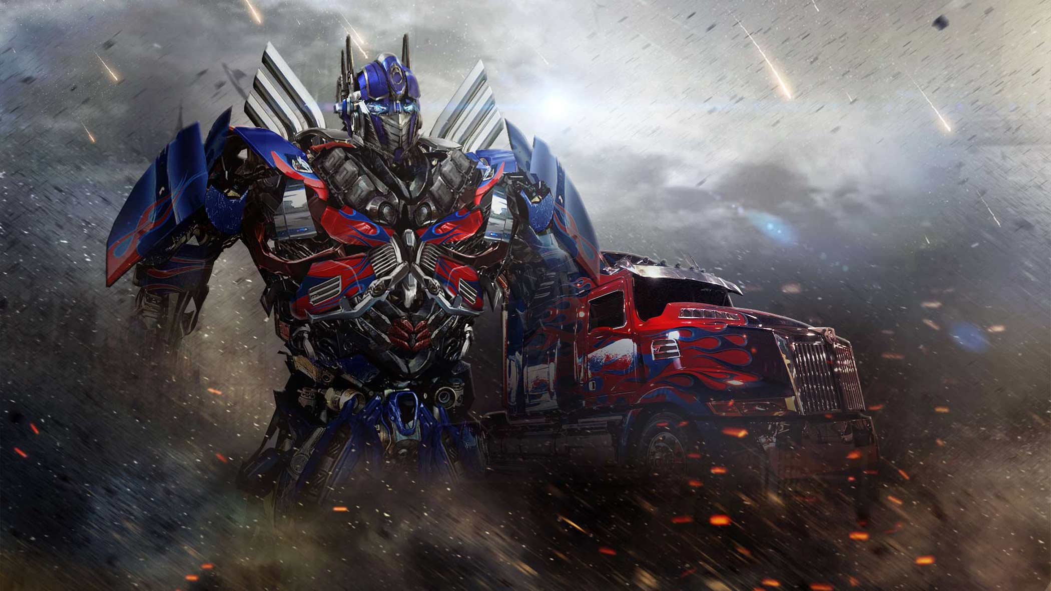 Transformers 4 Age Of Extinction Wallpapers HD