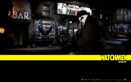 HD Watchmen Iphone Wallpapers