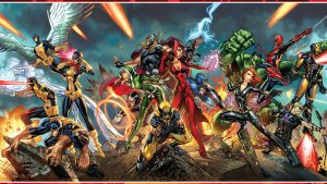 X Men Backgrounds Free Download