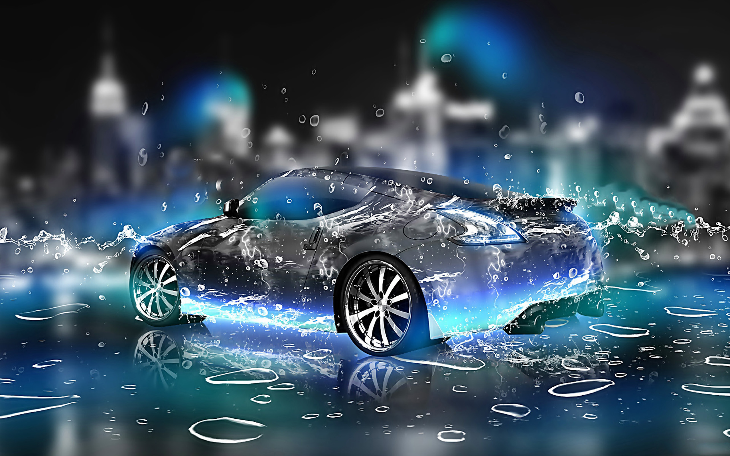 wallpaper.wiki-3d-car-hd-pictures-widescreen-hd-hq-latest-water
