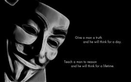 Anonymous Mask Wallpapers HD