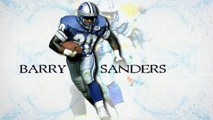 Barry Sanders Backgrounds HD