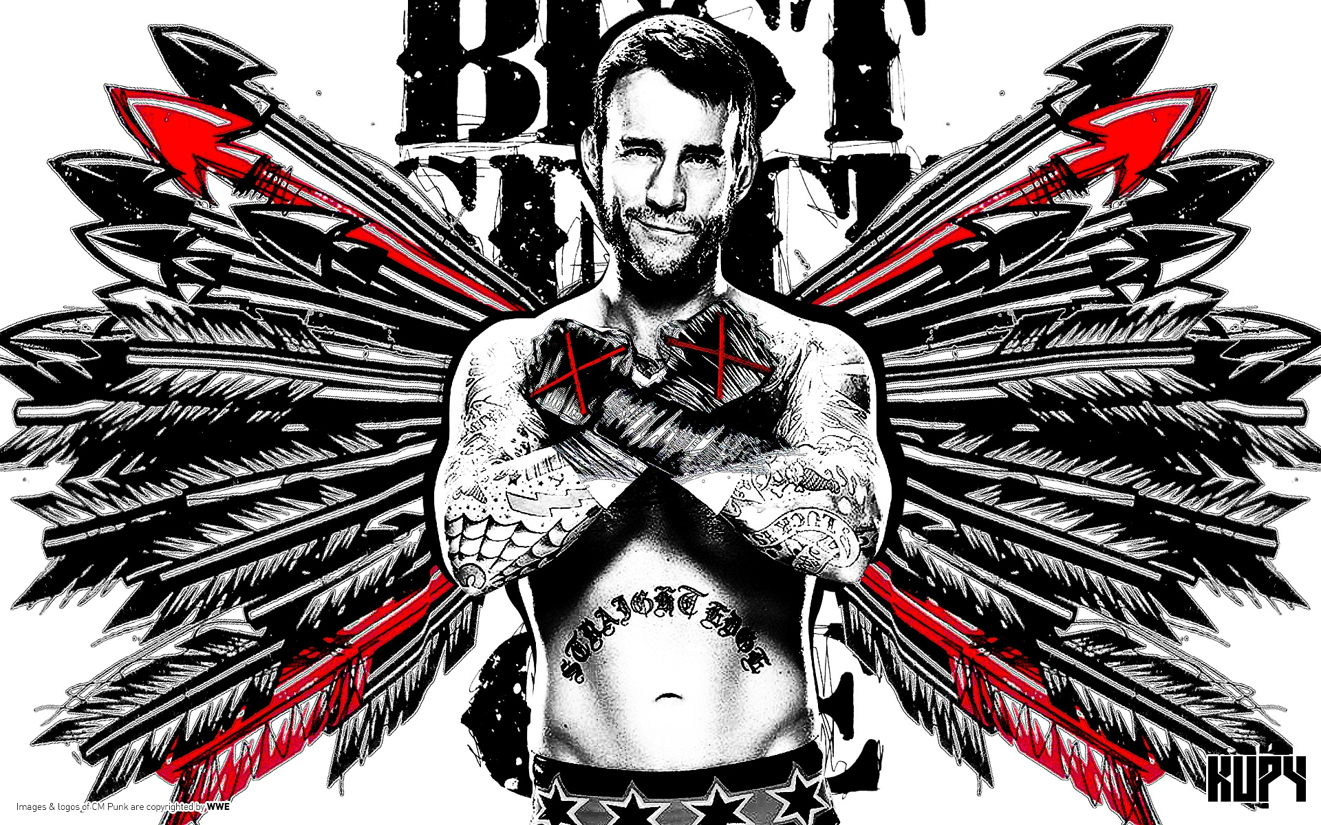 Wallpaper cm punk wallpaper hd pic wpe009964 wallpaper download voltagebd Choice Image