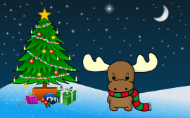 Cute Christmas Backgrounds Download Free