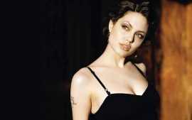 Angelina Jolie Wallpaper HD
