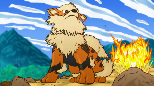 Arcanine Background HD