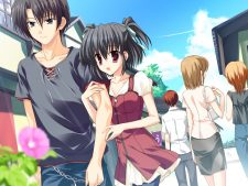 Cute Anime Couple HD Wallpapers