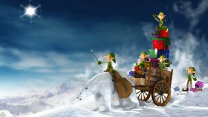 Cute Christmas HD Wallpapers