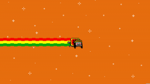 Nyan Cat HD Backgrounds