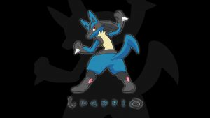 Pokemon Lucario Backgrounds Download Free