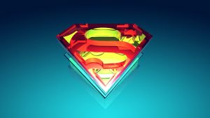 HD Superman Logo Ipad Backgrounds