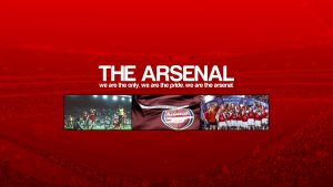 Free Desktop Arsenal Wallpapers