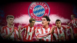 Bayern Munich Backgrounds Free Download