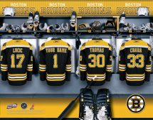 Boston Bruins HD Backgrounds