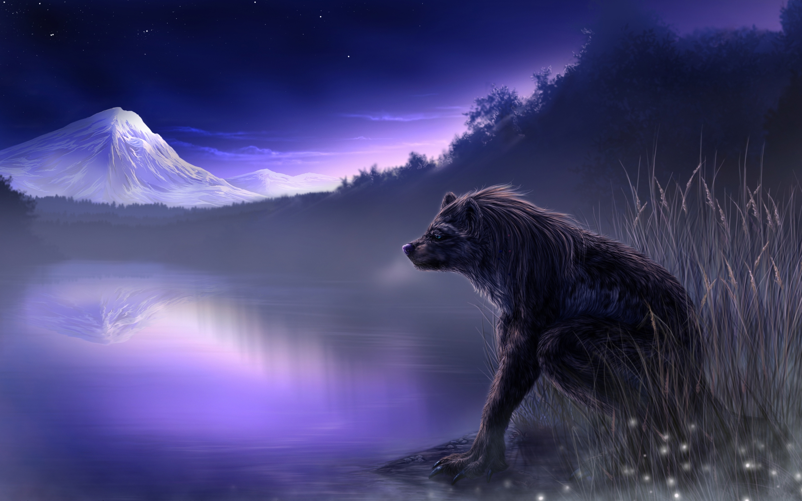 Wallpaper free download werewolf background pic wpd00154 download voltagebd Choice Image