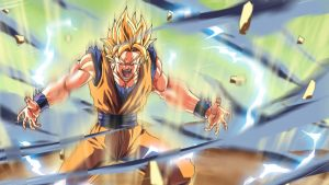 Download Free Goku Dragon Ball Z Wallpapers