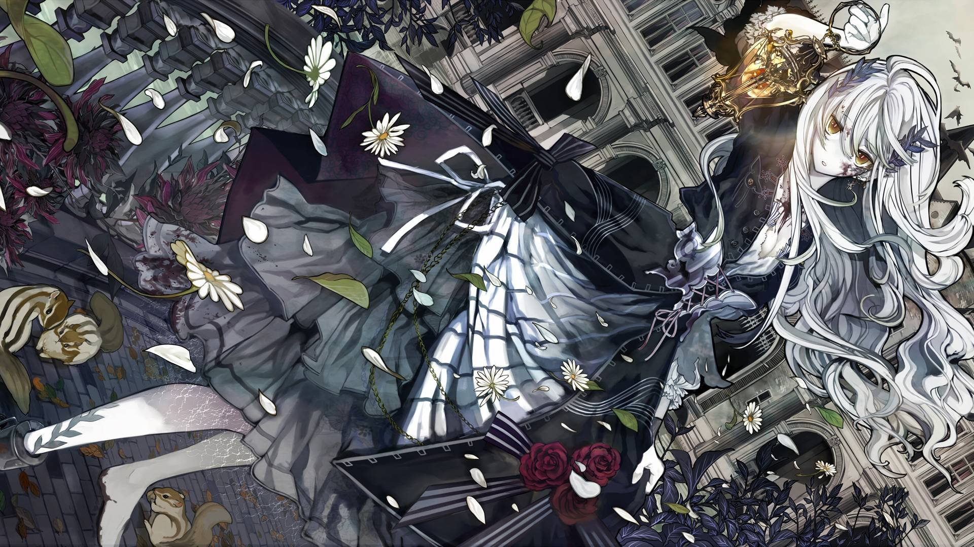 HD Gothic Anime Wallpapers