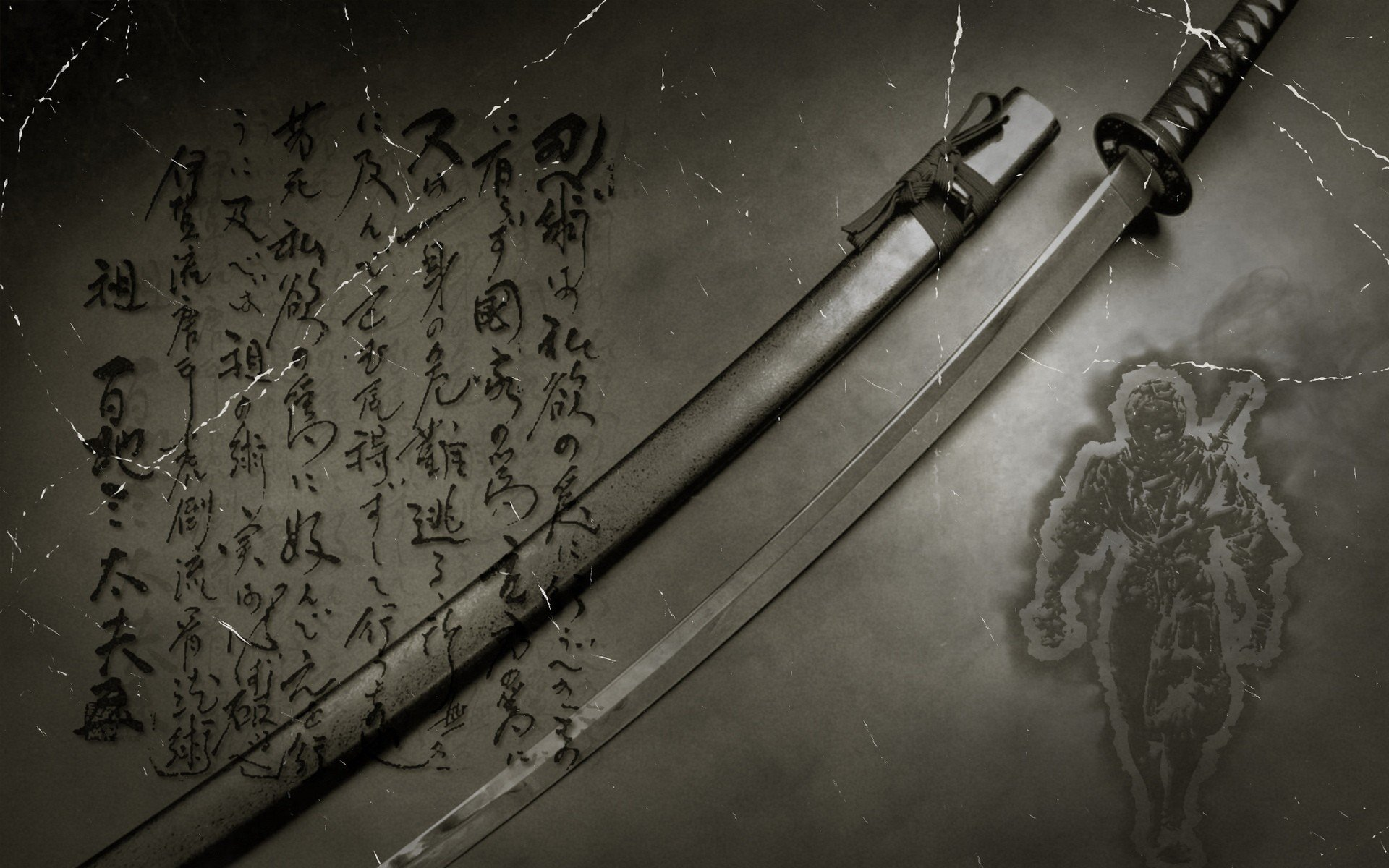 Samurai Wallpapers Hd Wallpaper Wiki