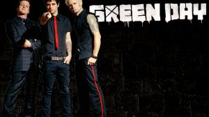 Green Day HD Backgrounds