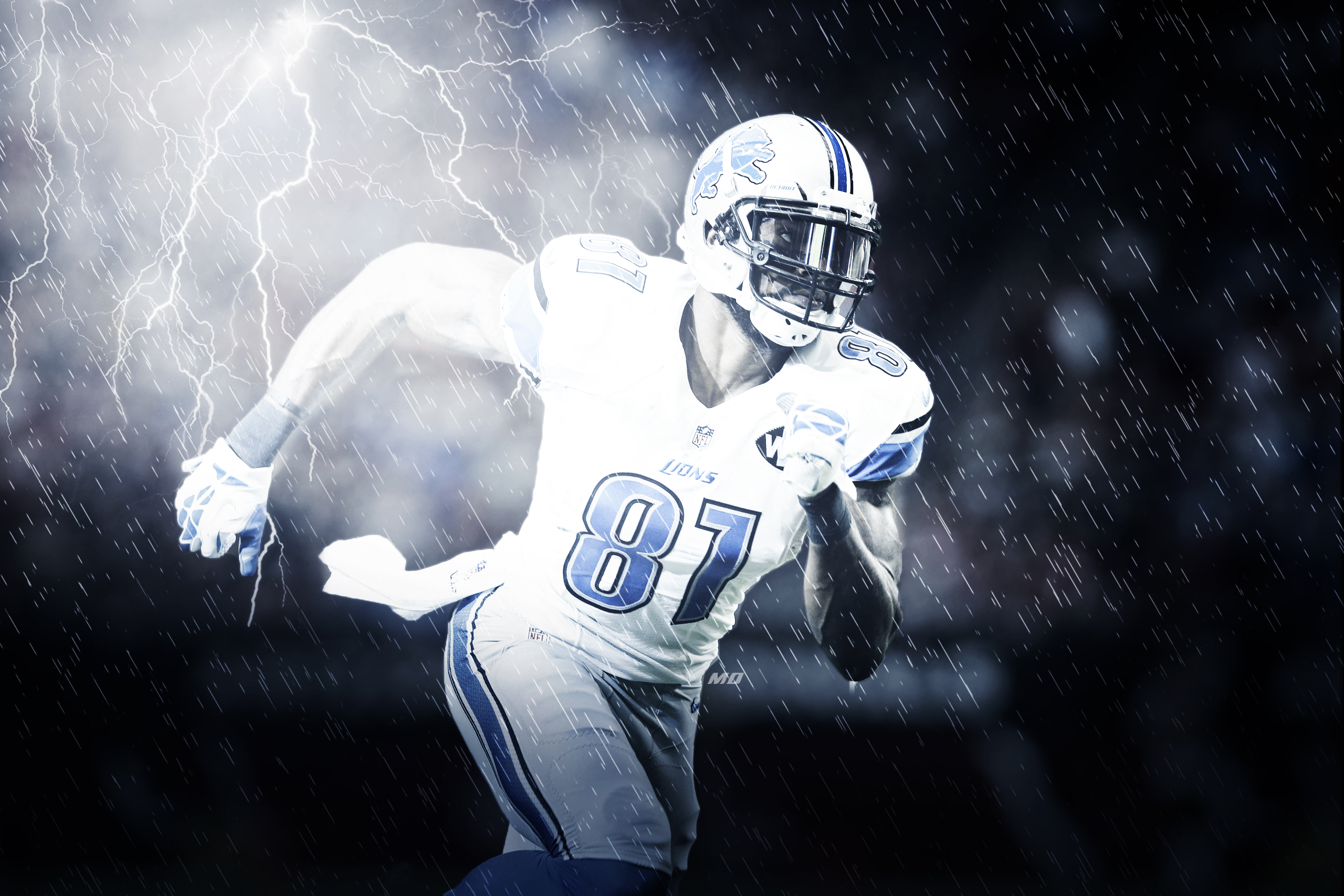 Calvin Johnson Wallpaper