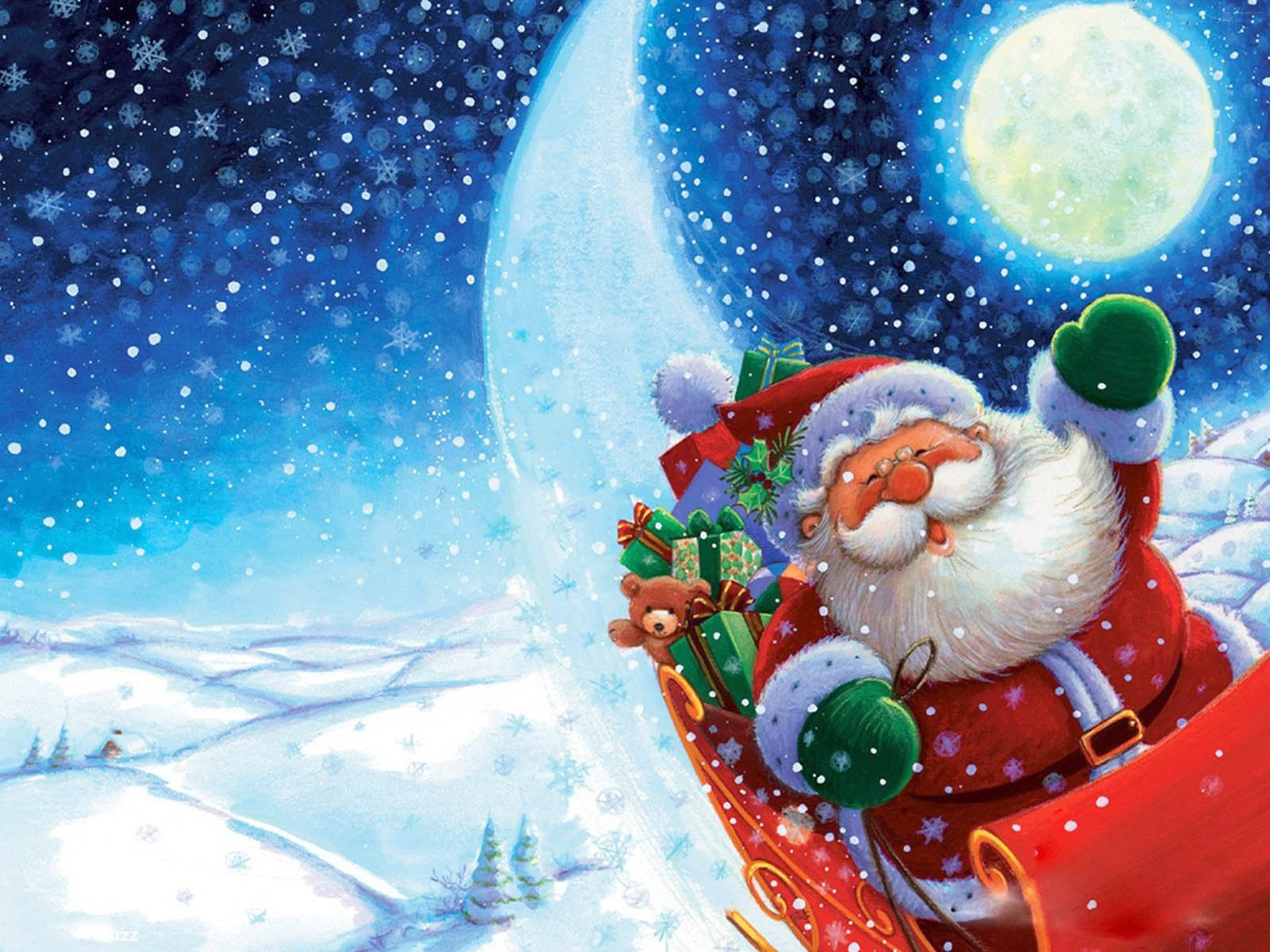 Wallpaperwiki HD Cute Christmas Backgrounds PIC WPE0010774