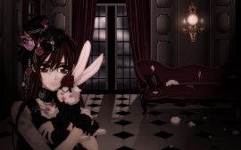 Free Download Gothic Anime Backgrounds