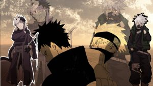 Kakashi HD Wallpapers