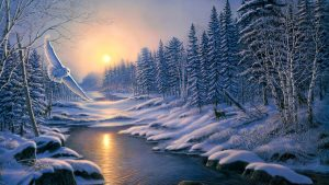 Nature Winter Wallpapers HD