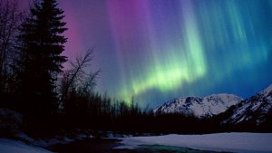 Northern Lights HD Backgrounds