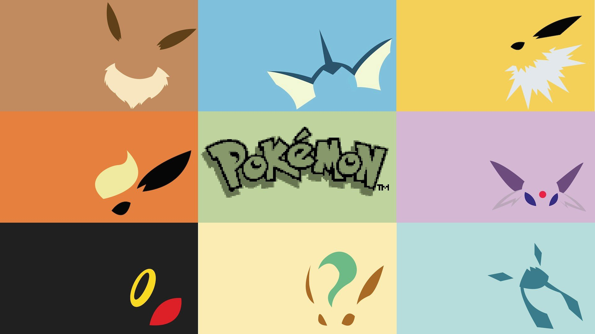 Pokemon Phone Eevee Hd Wallpapers Wallpaper Wiki