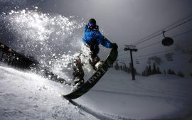 Snowboarding HD Wallpapers