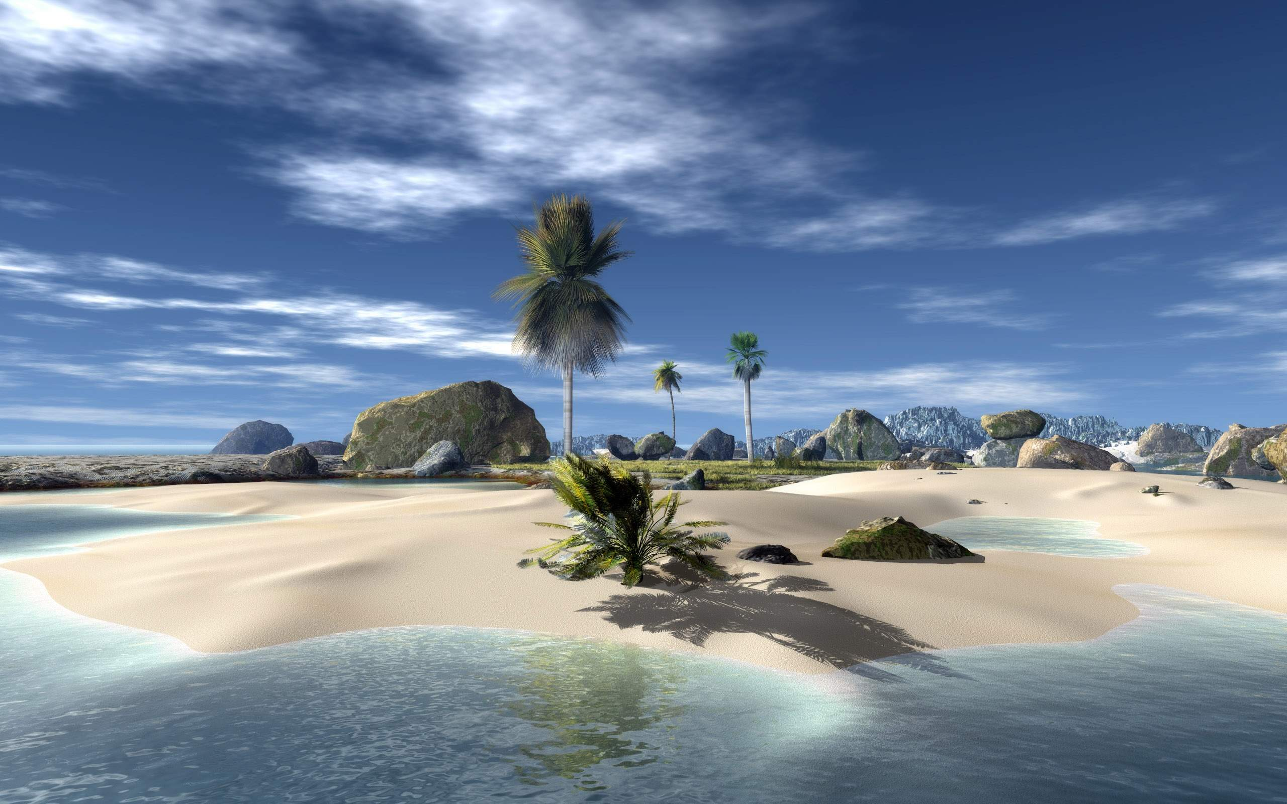 wallpaper.wiki-HD-wallpaper-nature-beach-3D-1-PIC-WPE0013567