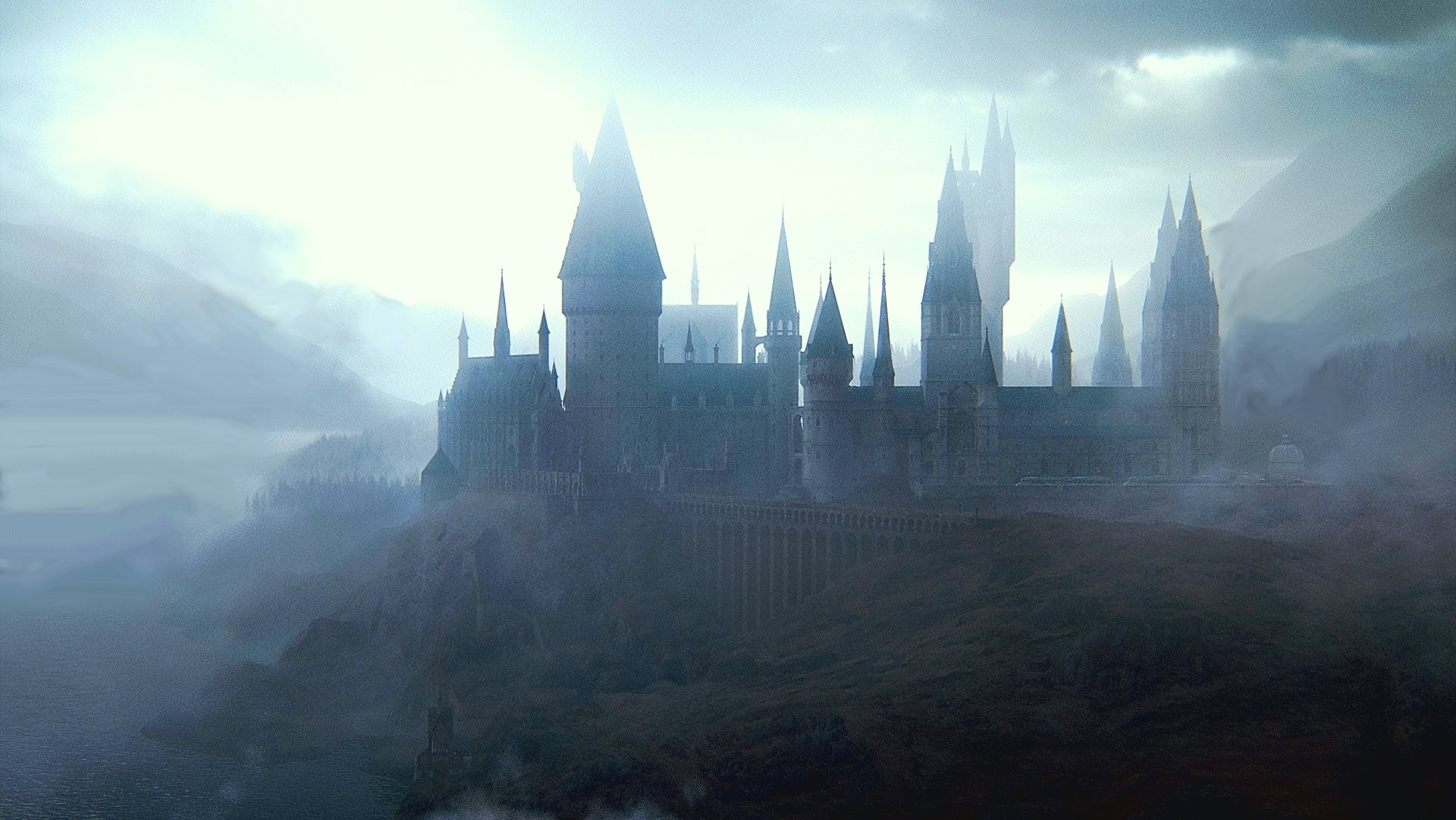 Free Download Hogwarts Castle Backgrounds
