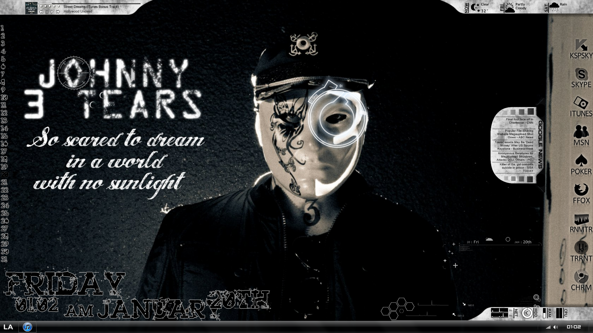 Hollywood Undead Wallpaper 2014