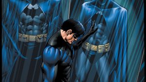 Free Desktop Nightwing Wallpapers