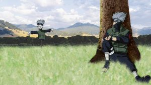 HD Kakashi Backgrounds