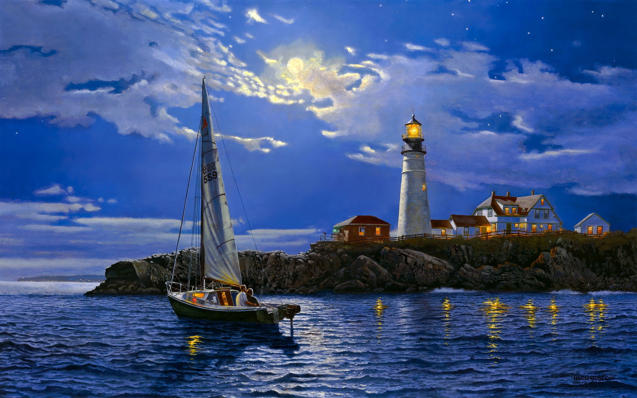 wallpaper wiki lighthouse art picture pic wpe003272