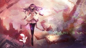 Download Free Madoka Magica Wallpapers