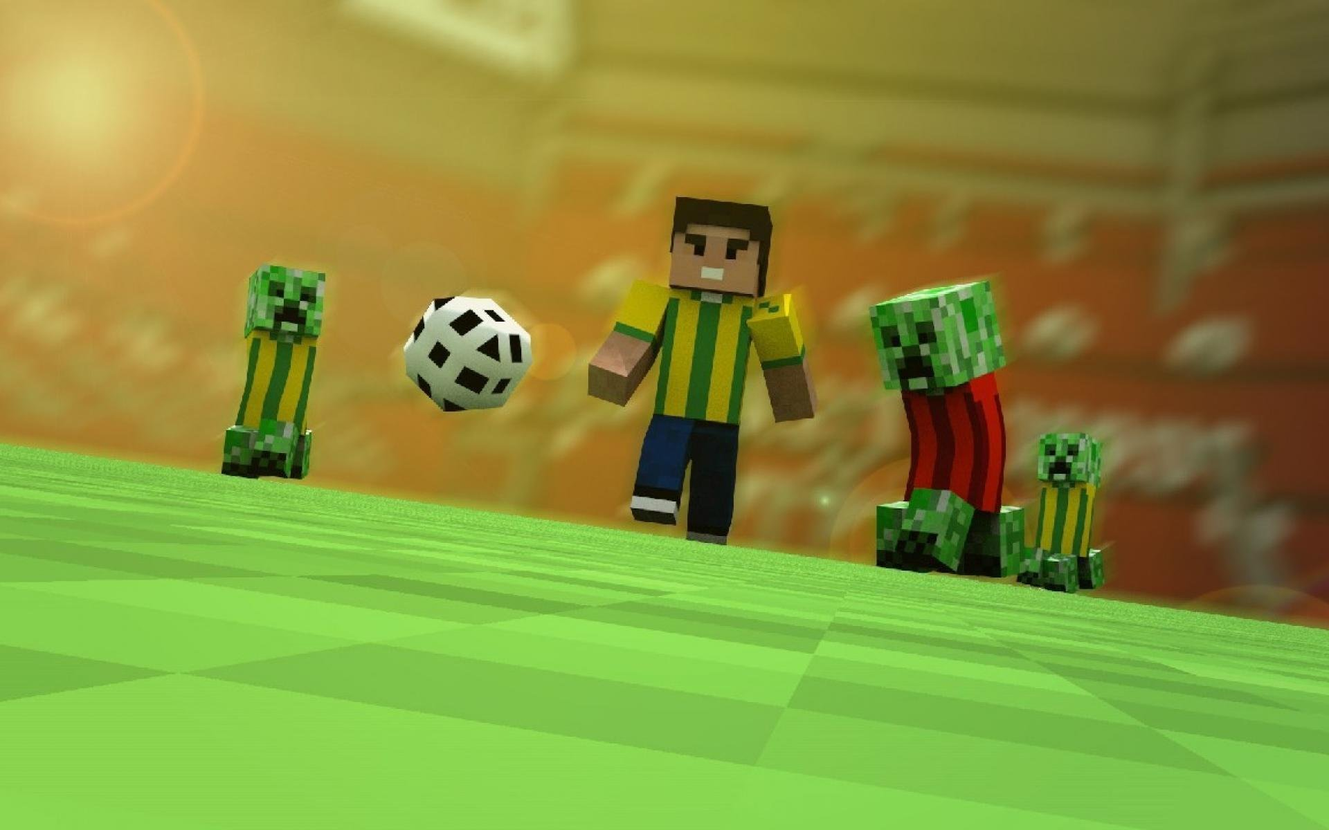 Wallpaper minecraft wallpapers creeper soccer download pic download voltagebd Choice Image