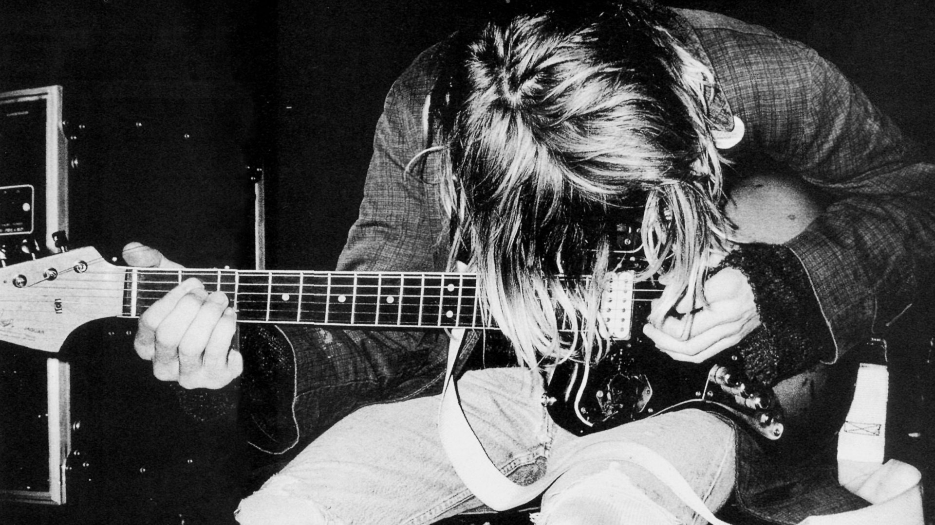 Wallpaperwiki Music Nirvana Kurt Cobain Images 1920x1080 PIC