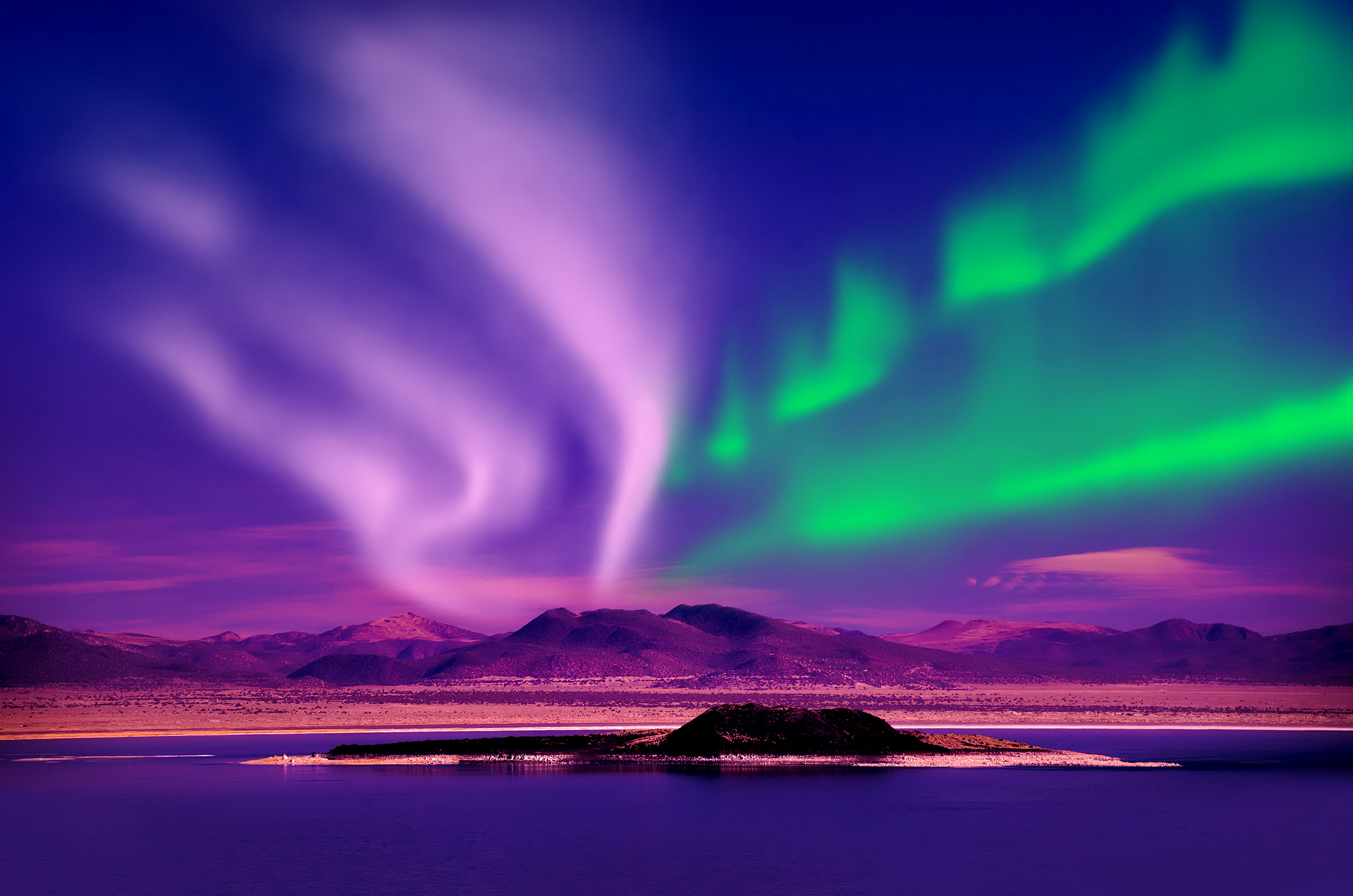 Northern Lights Wallpaper Hd: Free Download Northern Lights Wallpapers