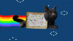 Nyan Cat Wallpapers Free Download