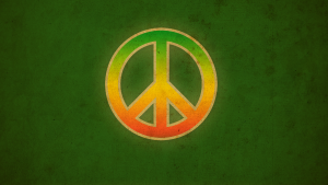Free Download Peace Sign Backgrounds