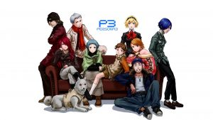 Free Download Persona 3 Fes Wallpapers