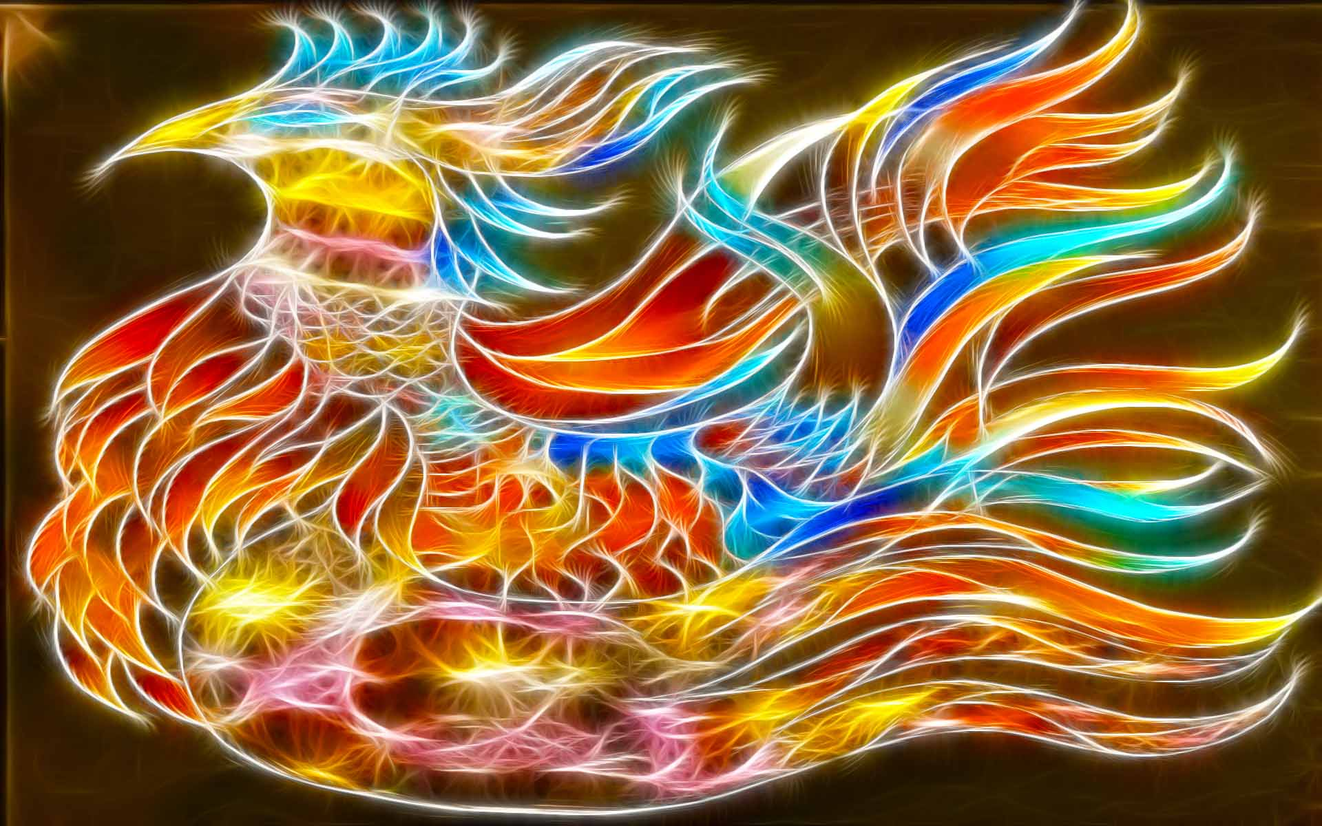 Phoenix Bird Wallpapers Free Download